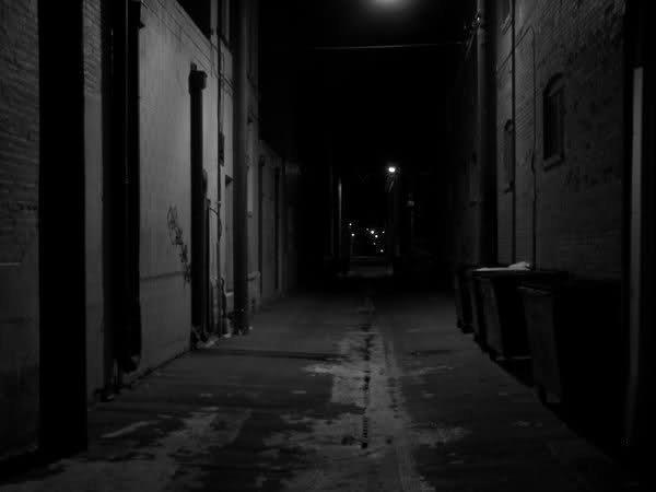 Callejon oscuro