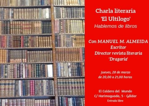 'Ultílogo', Manuel Almeida
